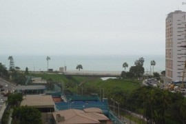 Lima Peru Miraflores Ocean View Furnished Apartment for Rent