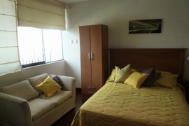 Miraflores Peru Short Term Furnished Apartment for Rent With Terrace