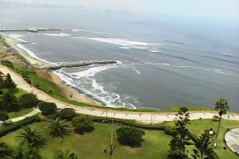 Miraflores Lima Peru Apartment for Rent with Ocean View