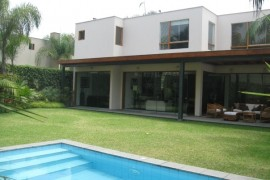 La Planicie La Molina Peru House for Rent Lease